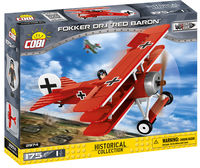 "Cobi Small Army Fokker DR.I ""Red Baron"""