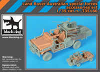 Land Rover Australian spec.forces accessories set for Hobby Boss - Image 1