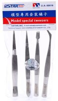Tweezer Kit 4 in 1 - Image 1