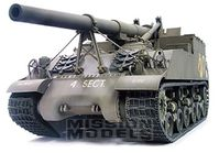 U.S. M40 BIG SHOT 155MM GUN MOTOR CARRIAGE