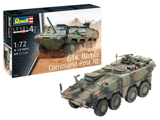 GTK Boxer Command Post NL - Image 1