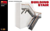 Building stairs
