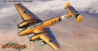 Messerschmitt Bf110E-2 Trop- Wing Tech Series
