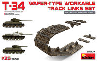 T-34 Wafer-Type workable track link - Image 1
