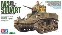 US Light Tank M3 Stuart - Late Production - Image 1