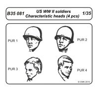 US WW II soldiers - Image 1
