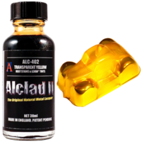 ALC-402 Transparent Yellow - Heat Stains & Lexan Tints