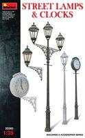 STREET LAMPS & CLOCKS - Image 1