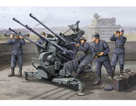 German IIWW Anti-Aircraft Gun FLAK 38 (2cm) - Image 1
