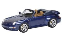 Porsche 911 (993) Turbo Cabriolet (blue)