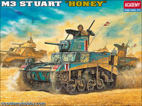 British M3 Stuart 'Honey' - Image 1