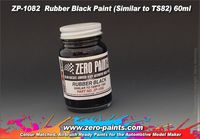 1082 Rubber Black (Similar to TS82)