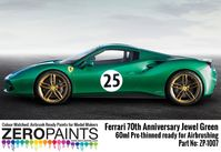 1007 Jewel Green - Ferrari 70th Anniversary