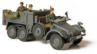GERMAN KFZ. 70 PERSONNEL CARRIER