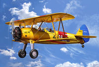 Training biplane Stearman PT-17 Kaydet