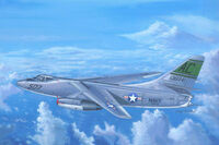 A-3D-2 Skywarrior Strategic Bomber