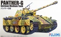 Panther G German Medium Tank - Image 1