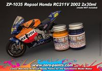 1035 Repsol Honda RC211V 2002 Set