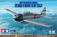 Mitsubishi A6M3 (Hamp) - Zero Fighter Model 32