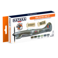 HTK-CS07 Royal Air Force paint set