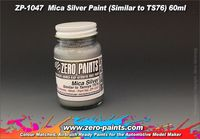 1047 Mica Silver Paint (Similar to TS76)