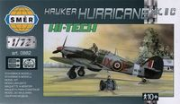 Hawker Hurricane Mk.IIC (Hi-Tech Kit) - Image 1