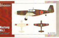 Mustang Mk.I Red Stars - Image 1