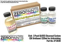3038 Etch - 2 Pack GLOSS Clearcoat System (2K Urethane) - Image 1