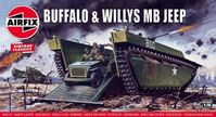 Buffalo & Willys MB Jeep