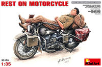 REST ON  MOTORCYCLE - Image 1