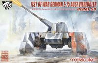Fist of War German WWII E75 Ausf.vierfubler Gerat 58 - Image 1