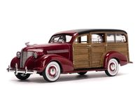 1939 Chevrolet Woody Surf Wagon