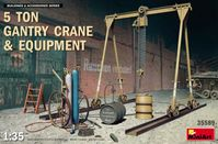 5 Ton Gantry Crane and Equipment