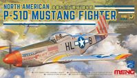 North American P-51D Mustang Fighter - Image 1