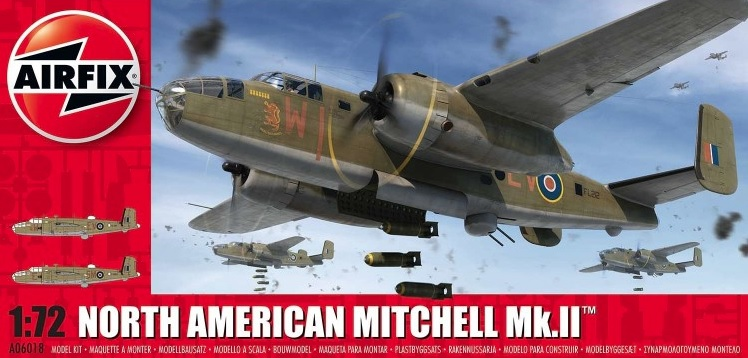 North American Mitchell Mk.II - Image 1