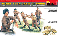 Soviet Tank Crew at Work (Special Edition) - Image 1