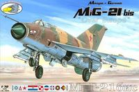 "MIG-21BIS ""Over Europe"" - Image 1"