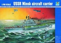 Aircraft Carrier USSR MINSK