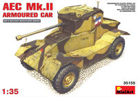 AEC Mk.II ARMOURED CAR