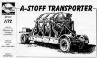 A-Stoff Transporter for V-2(A-4)missile