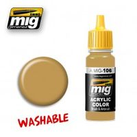 A.MIG 106 WASHABLE SAND (RAL 8020)