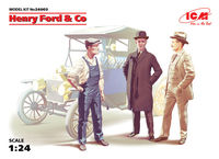 Henry Ford & Co (3 figures)
