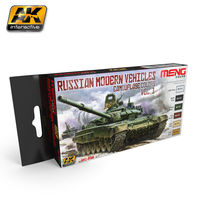 MC-806 Russian Modern Vehicles Camouflage Set