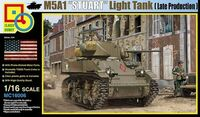 M5A1 Stuart (Late Production) - Image 1