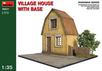 VILLAGE HOUSE w/BASE - Image 1