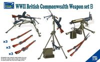 British Commonwealth Weapon Set B (1939-1945)