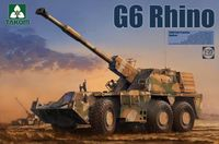 G6 Rhino SANDF Self-Propelled Howitzer