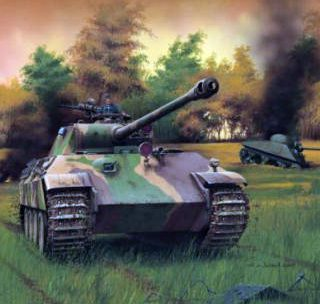German medium tank PzKpfw V Panther - Image 1