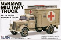 AFV Truck Box Type Rescue Vehicle - Image 1