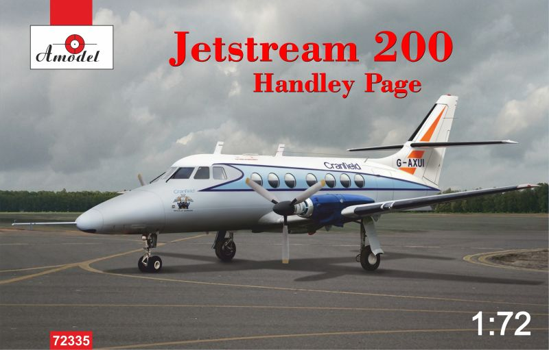 Handley Page Jetstream 200 - Image 1